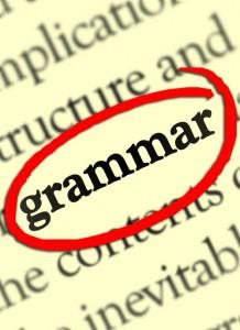 ingilizce gramer çalışmayın