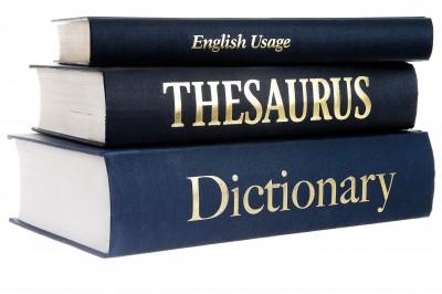 ingilizce sözlük çeşitleri